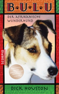 German Edition of BULU: African Wonder Dog