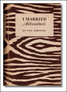 I Married Adventure Book Cover